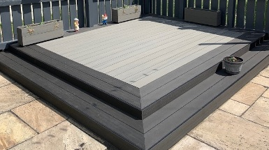 Clearance Composite Decking