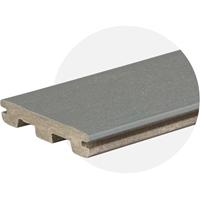 Maritime Grey EasyClean Edge (3.6m) (3.0m Length) Trim Board