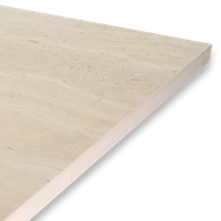 Travertine Cream Paving 20mm