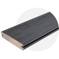Storm Grey EasyClean Tropical (4.8m Length) Trim Board