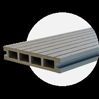 EvoDek Grey Decking (2.2m Length)