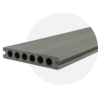 FutureDek Silver Birch Capped Composite Decking