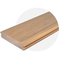 Tigerwood EasyClean Legacy (4.8m Length) Trim Board