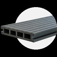 EvoDek Black Decking (2.2m Length)