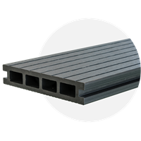 EvoDek Black Decking (2.2m Length)