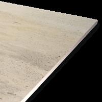 Travertine Cream Tile 10mm