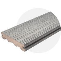 Grey VertiGrain 2 (4.8m Length) Trim Board