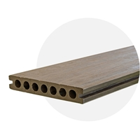 WeatherDek Aged Oak Decking (3.6m Length)