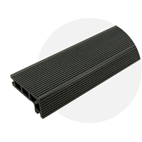 EvoDek Trim/Step Black (2.2m)