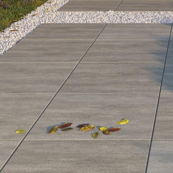 PavingPlus Hampton Grey Paving