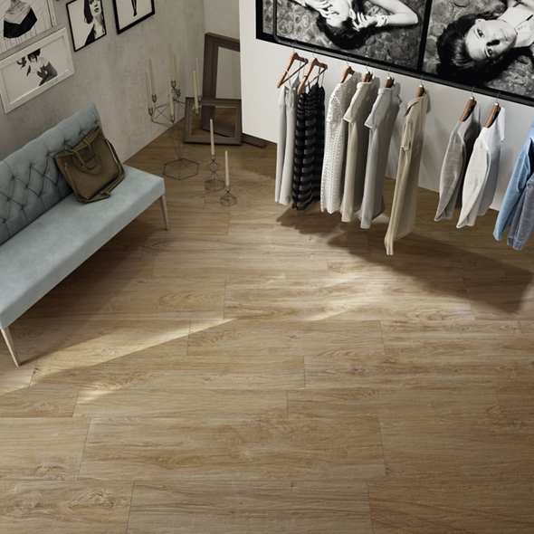 Forest Oak Porcelain Tiles