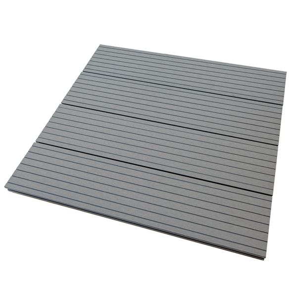 EvoDek Grey Decking (2.2m Length)