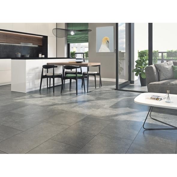 8mm PavingPlus Concrete Grey Tiles - 26m2
