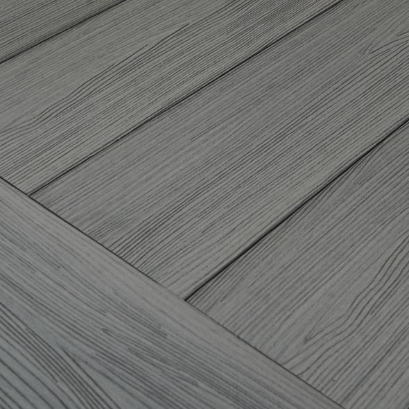 EvoDek+ Grey Composite Decking
