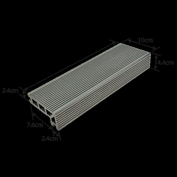 EvoDek Trim/Step Grey (3.6m)