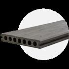 WeatherDek Grey Decking (3.6m Length)