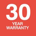 TT 30 Year Warranty