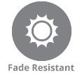Fade Resistant