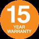 SS 15 year warranty