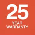 TT 25 Year Warranty