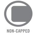 Non capped